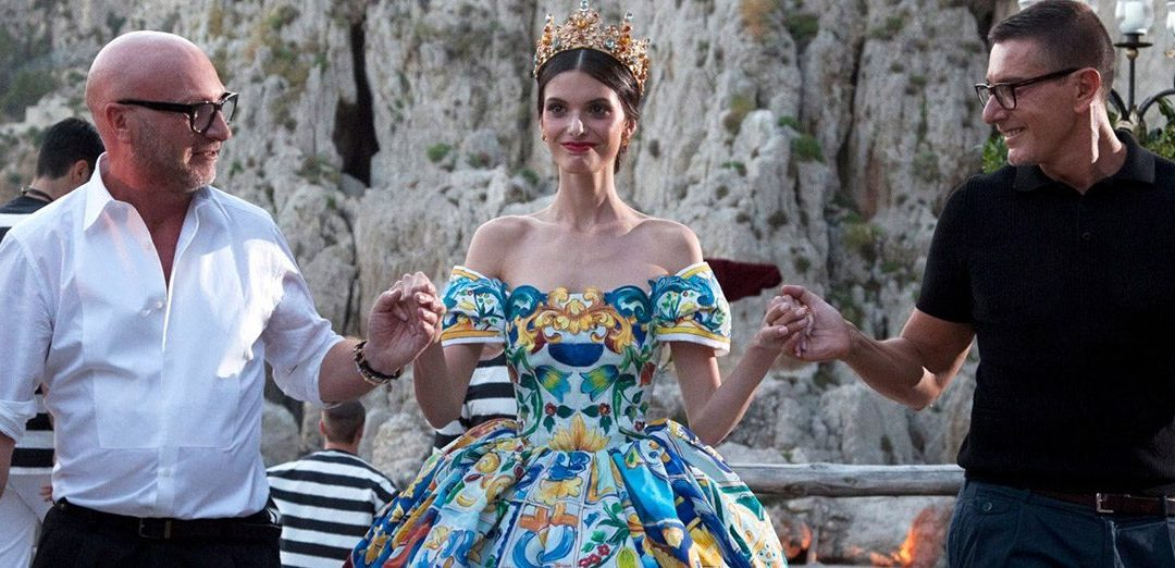 Dolce&Gabbana Maioliche and Mama's Brocade: discover the collections