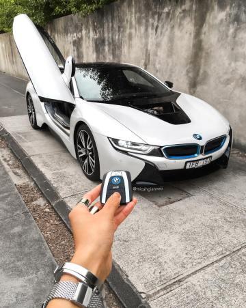 Micah Gianneli BMW