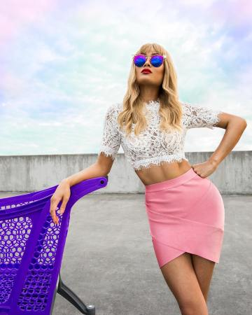 Fendi Iridia Sunglasses