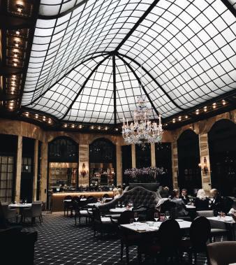 Palman Grand Hotel, Paris, France, Tsutsumi Hoang, Giggles N Dimples