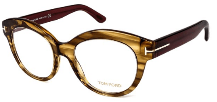 Tom Ford Autumn Winter Eyewear Trends