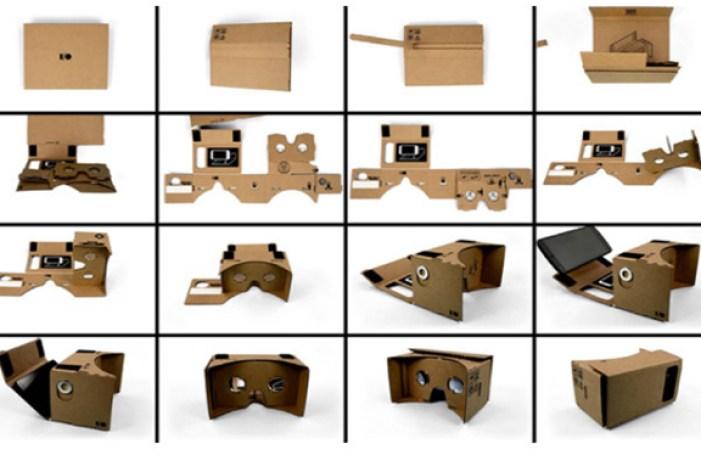 Google Headset VR