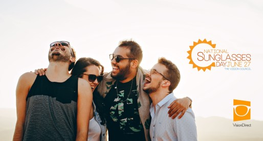 Celebrate National Sunglasses Day with VisionDirect!