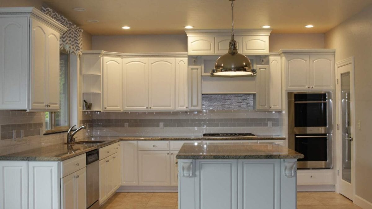 Get Your Cabinets Painted This Winter Flying Colors Painting Co