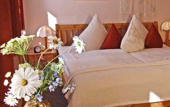 Les Fleurs Hotelzimmer