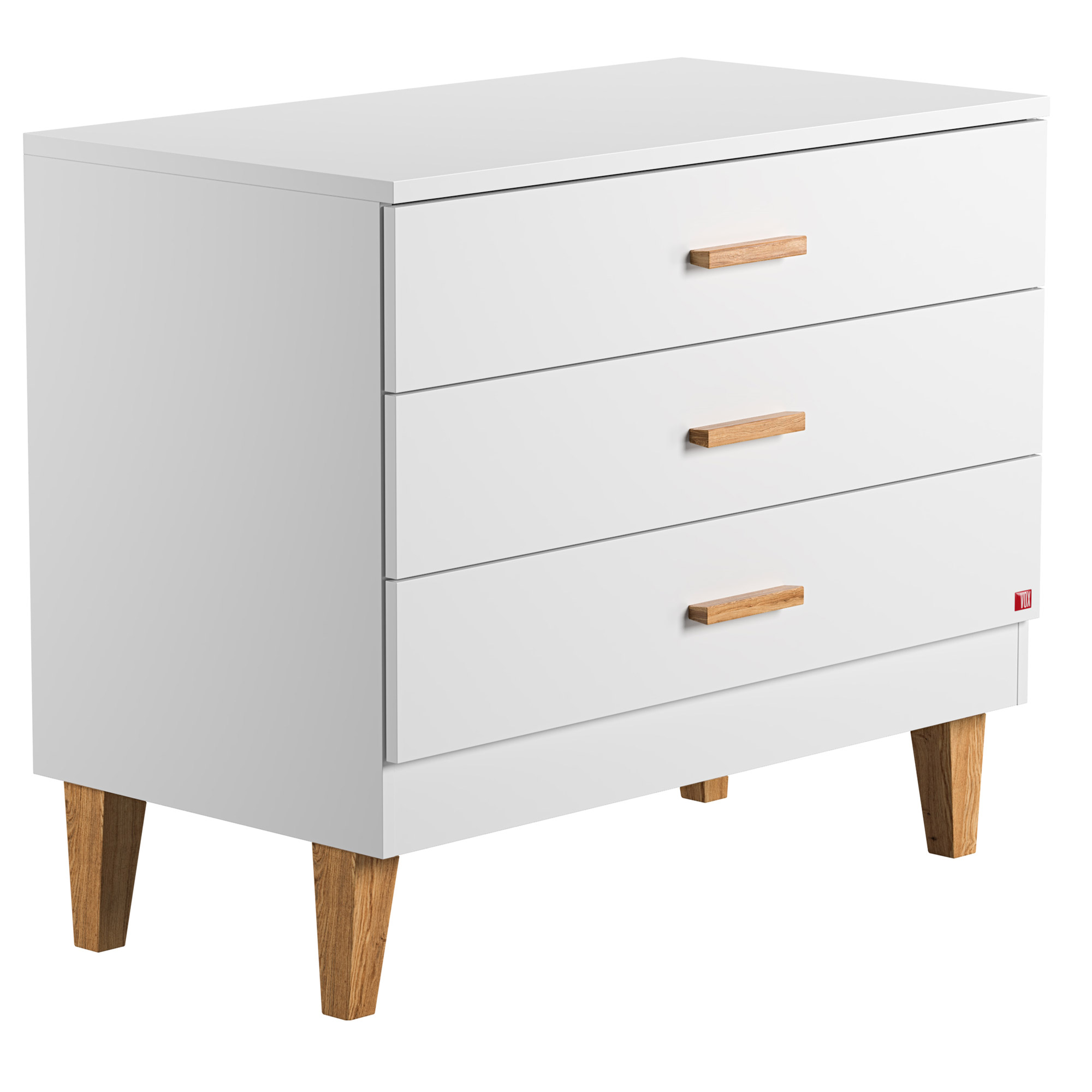 Commode Vetements Lounge Commode Blanc