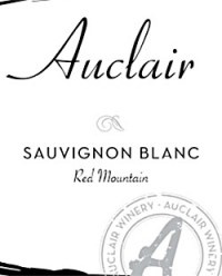 Auclair Winery Sauvignon Blanc