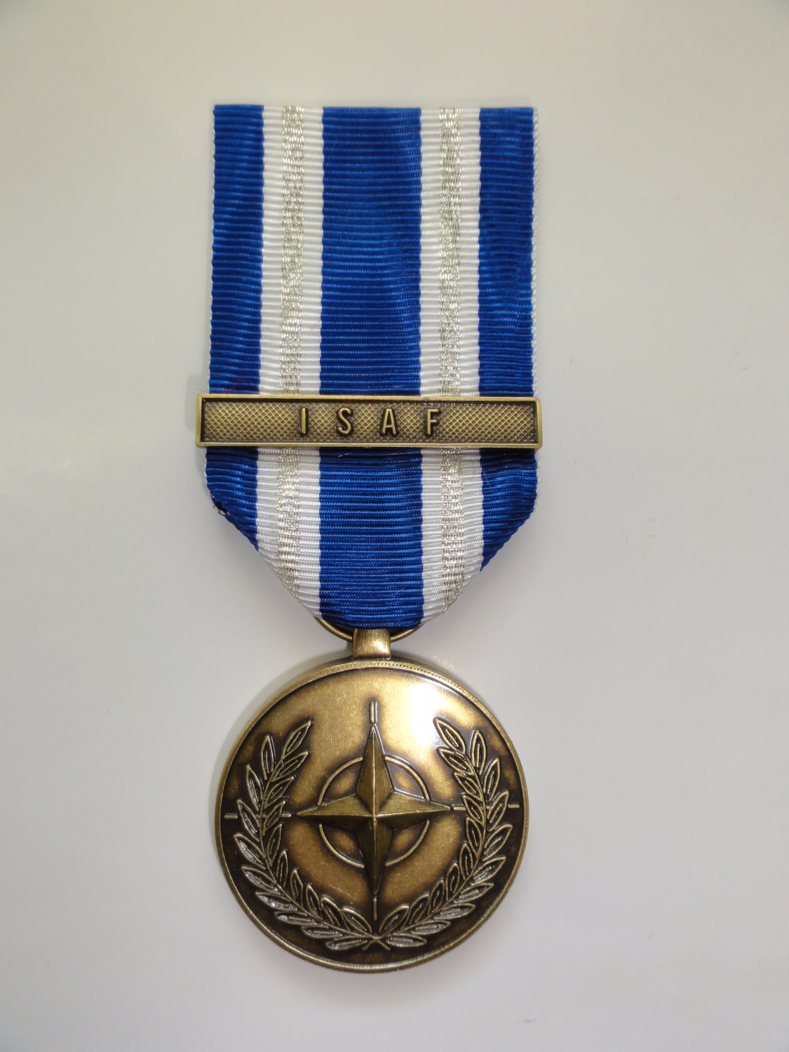Dixmude Decoration Médaille Otan Afghanistan Isaf