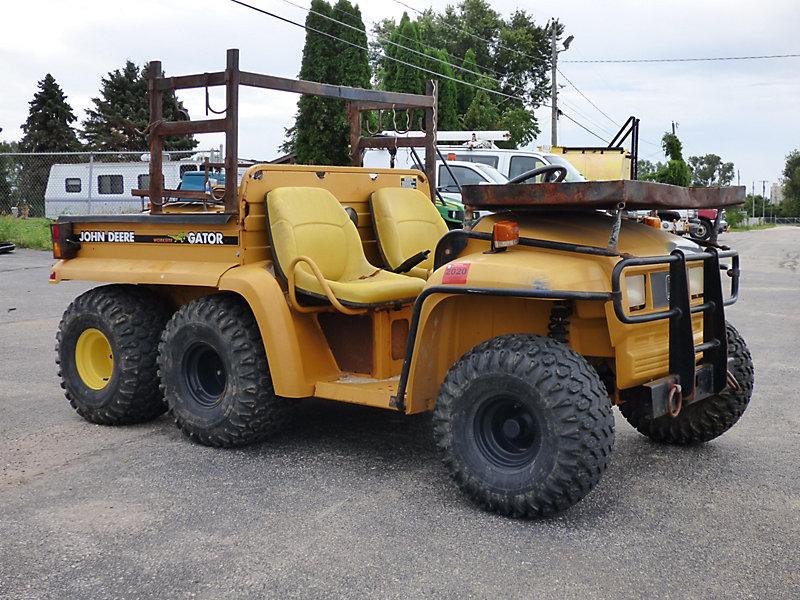 2001 John Deere Gator Lot 156430 Equipment Auction 9