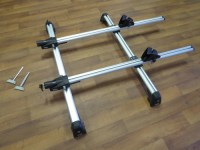 BMW X5 E70 Roof Bike Racks (82720393083) with Cross Bars ...