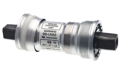 Bb Innenlager Shimano Un55 Shimano Bb-un55 Bottom Bracket 68x110mm Square Taper