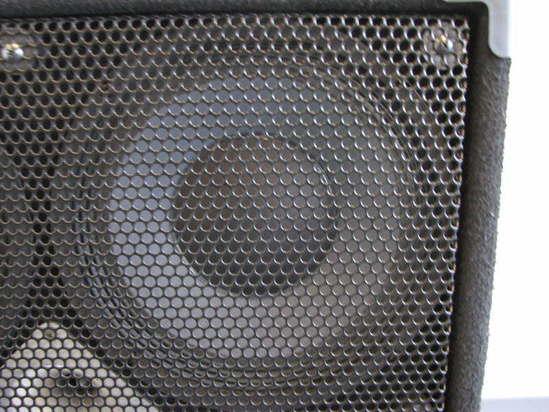 Swr Original Goliath 4x10 Bass Cabinet Speaker W Metal
