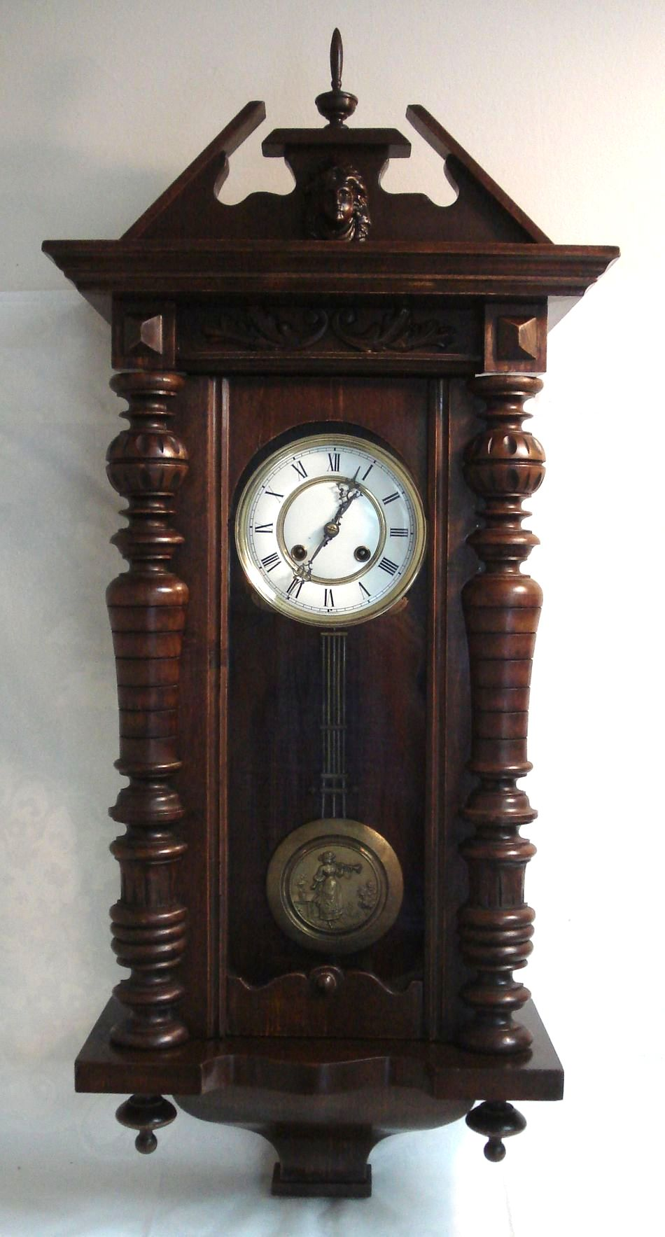 Old Vintage Wall Clocks