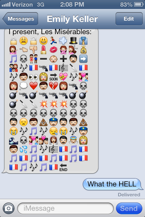Cool Emoji Texts To Copy - Emoji World