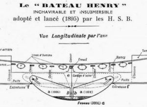 Le canot henry