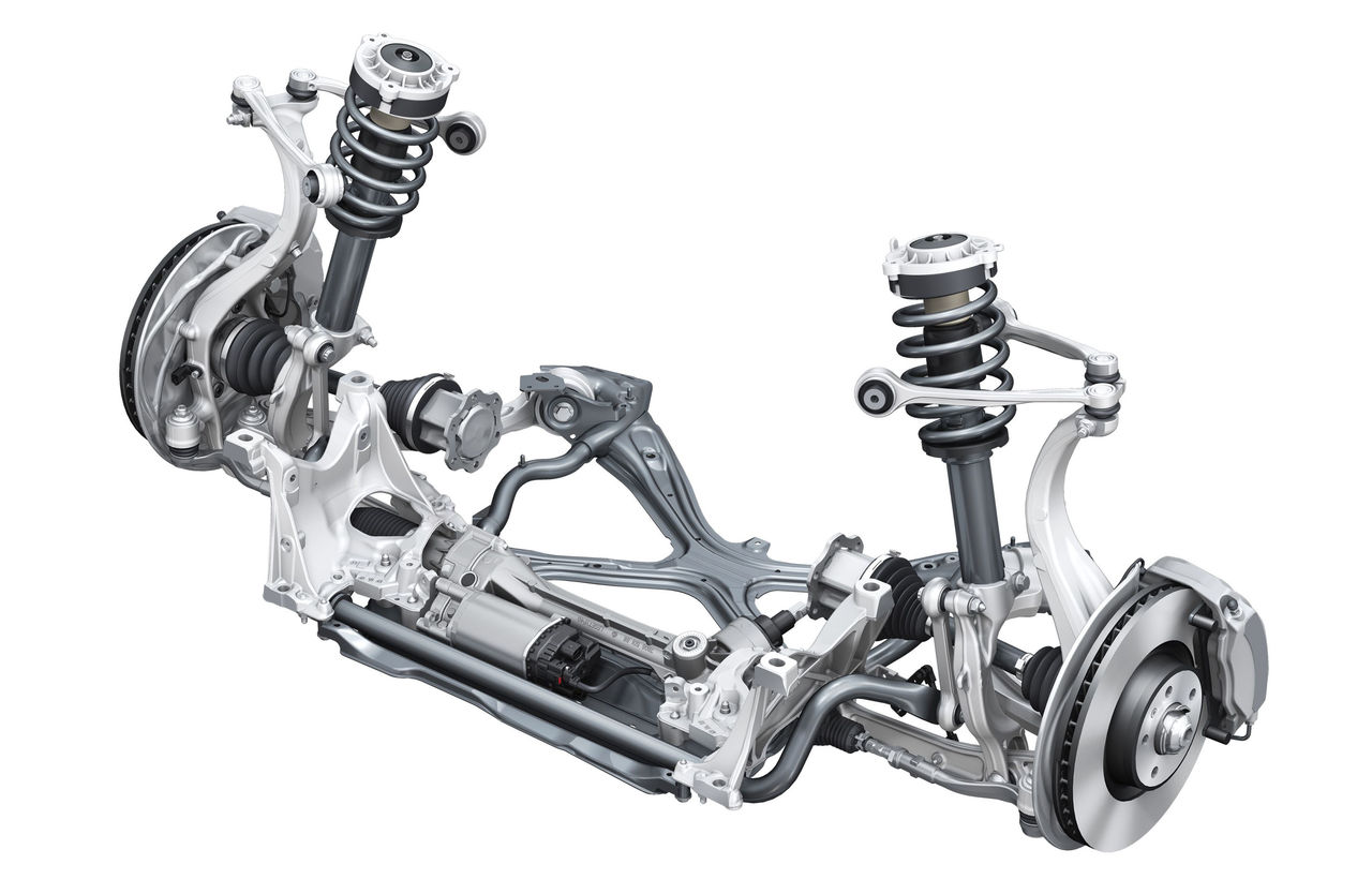 Suspension Design Pdf Chassis Audi Mediacenter