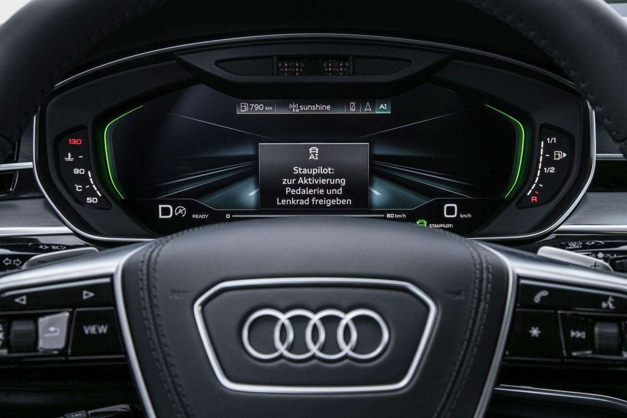 Garage Audi Tours Audi Ai And Driver Assistance Systems Audi Mediacenter