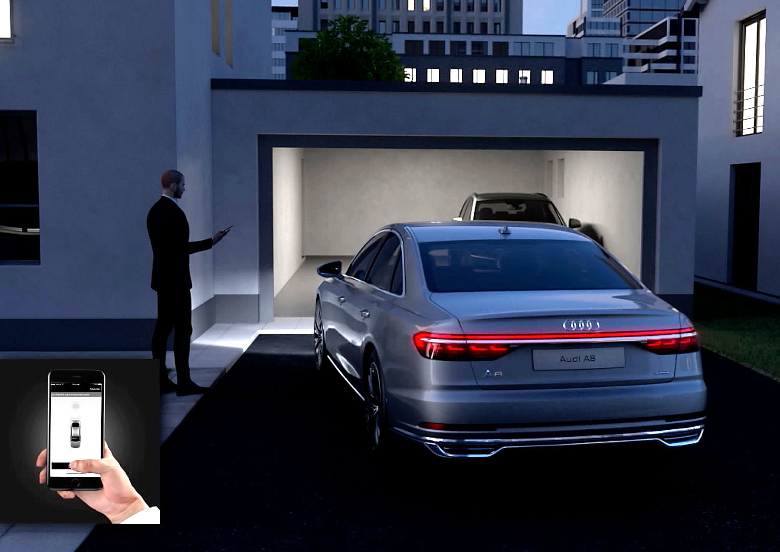 Garage Audi Tours Driver Assistance Systems Audi Mediacenter
