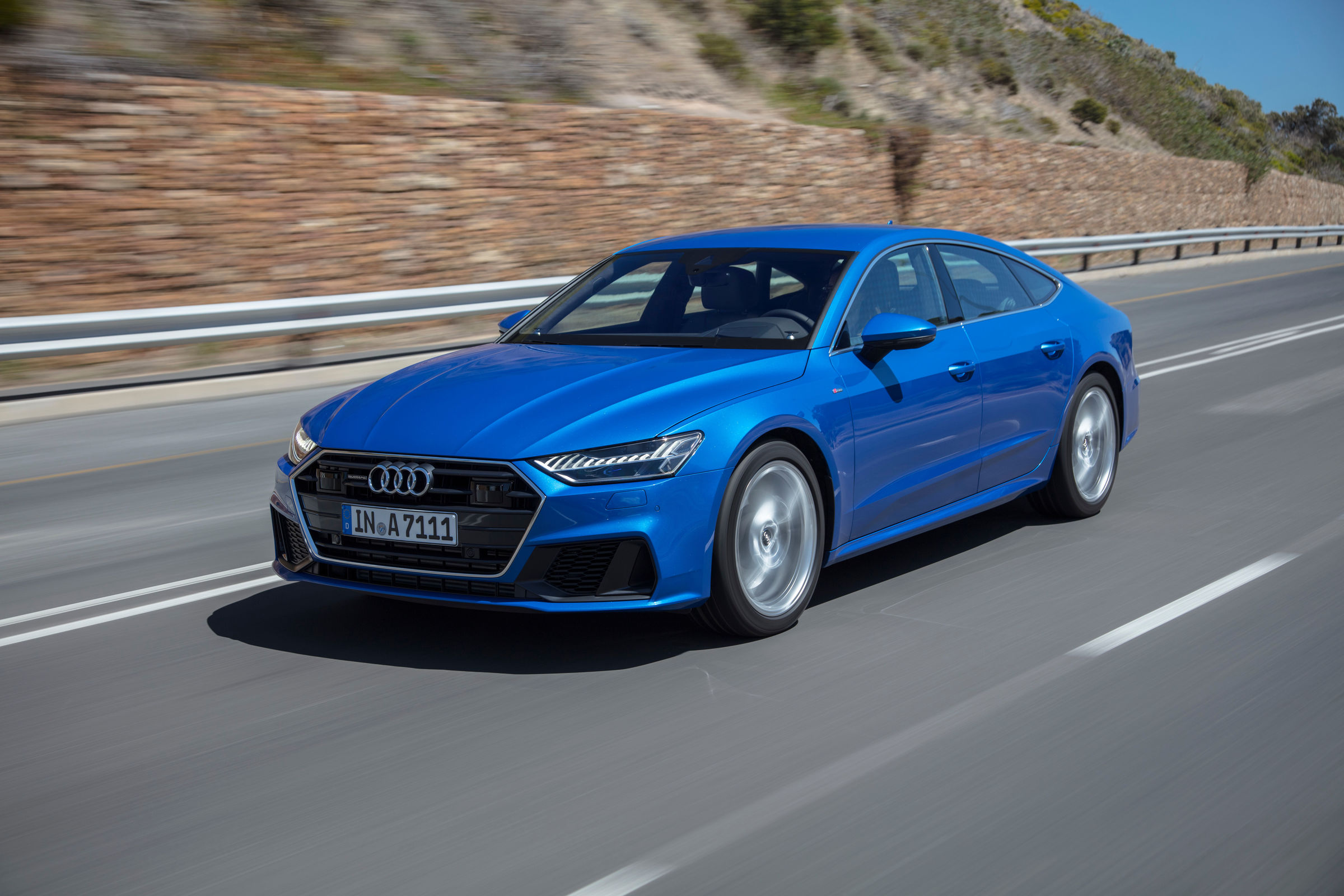 Garage Audi Tours The New Audi A7 Sportback Sportiness In Its Most Beautiful Form