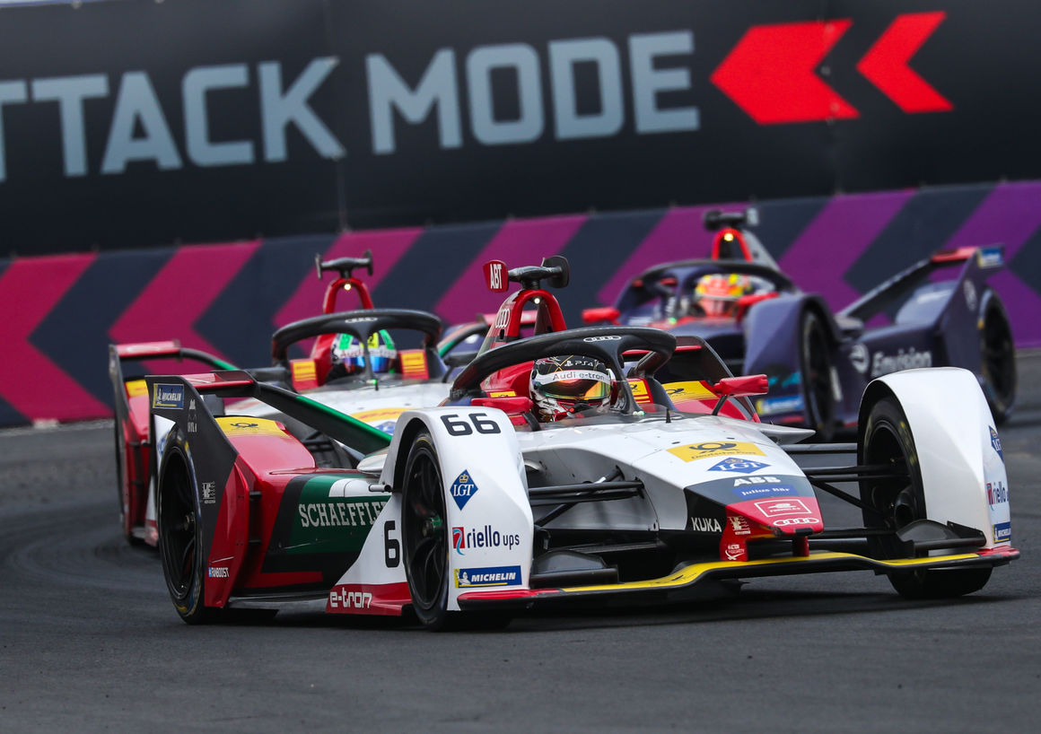 E Full In Formula E Audi Mediacenter
