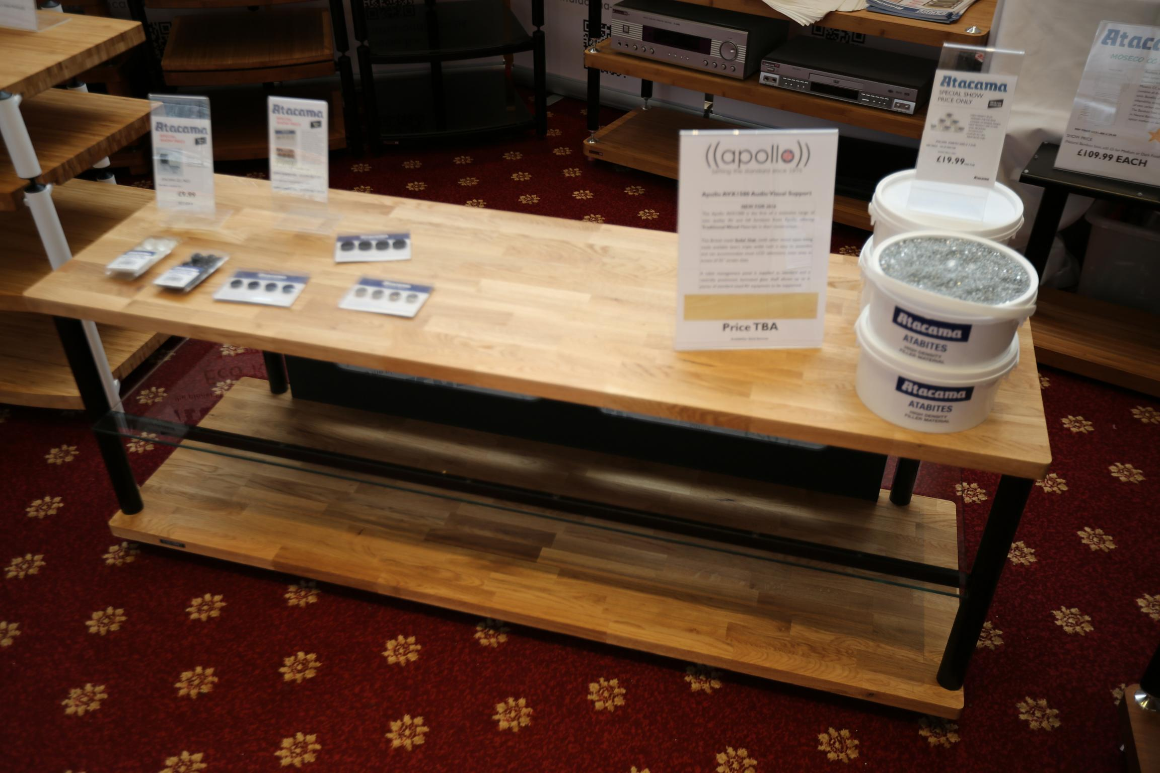 Atacama Hifi Rack Review Bristol Hifi Show 2016 Wrap Up Audio Affair Blog