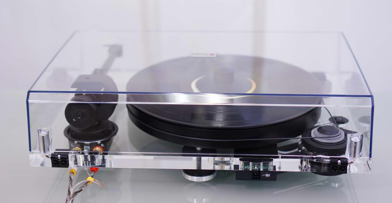 Record Turntable Project 2xperience Dc Acryl-2msilver