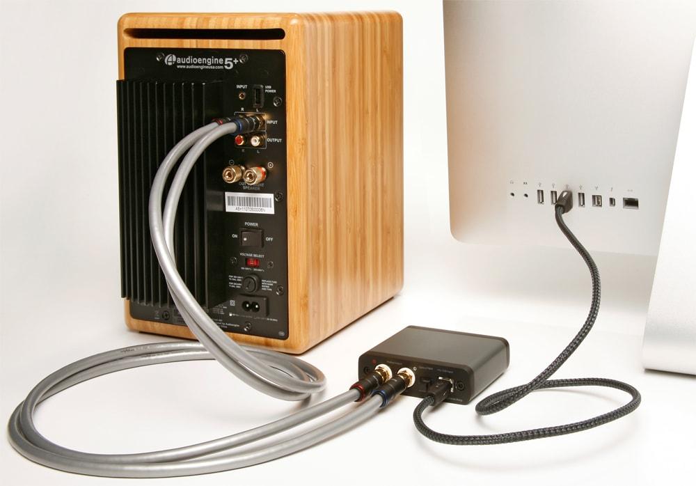 audioengine wireless dac
