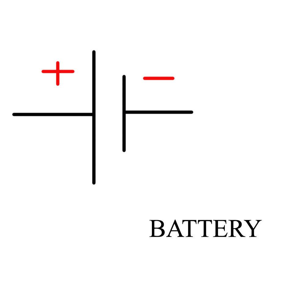 battery schematic diagram