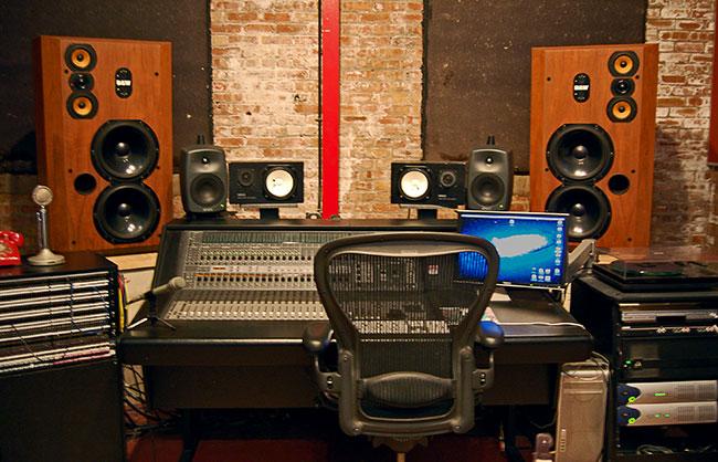 Studio Audio For The Arts
