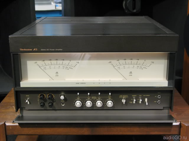 Technics SH-4060, TU-S505, SH-8065, SU-A6 and SE-A5 Audio - p & l form