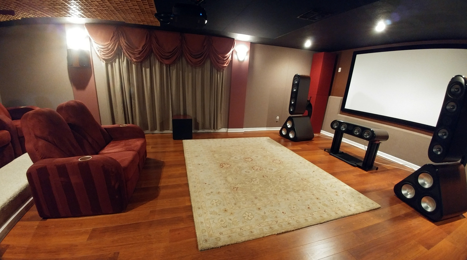 Home Theater Room How To Convert A Regular Room To A Home Theater Audioholics