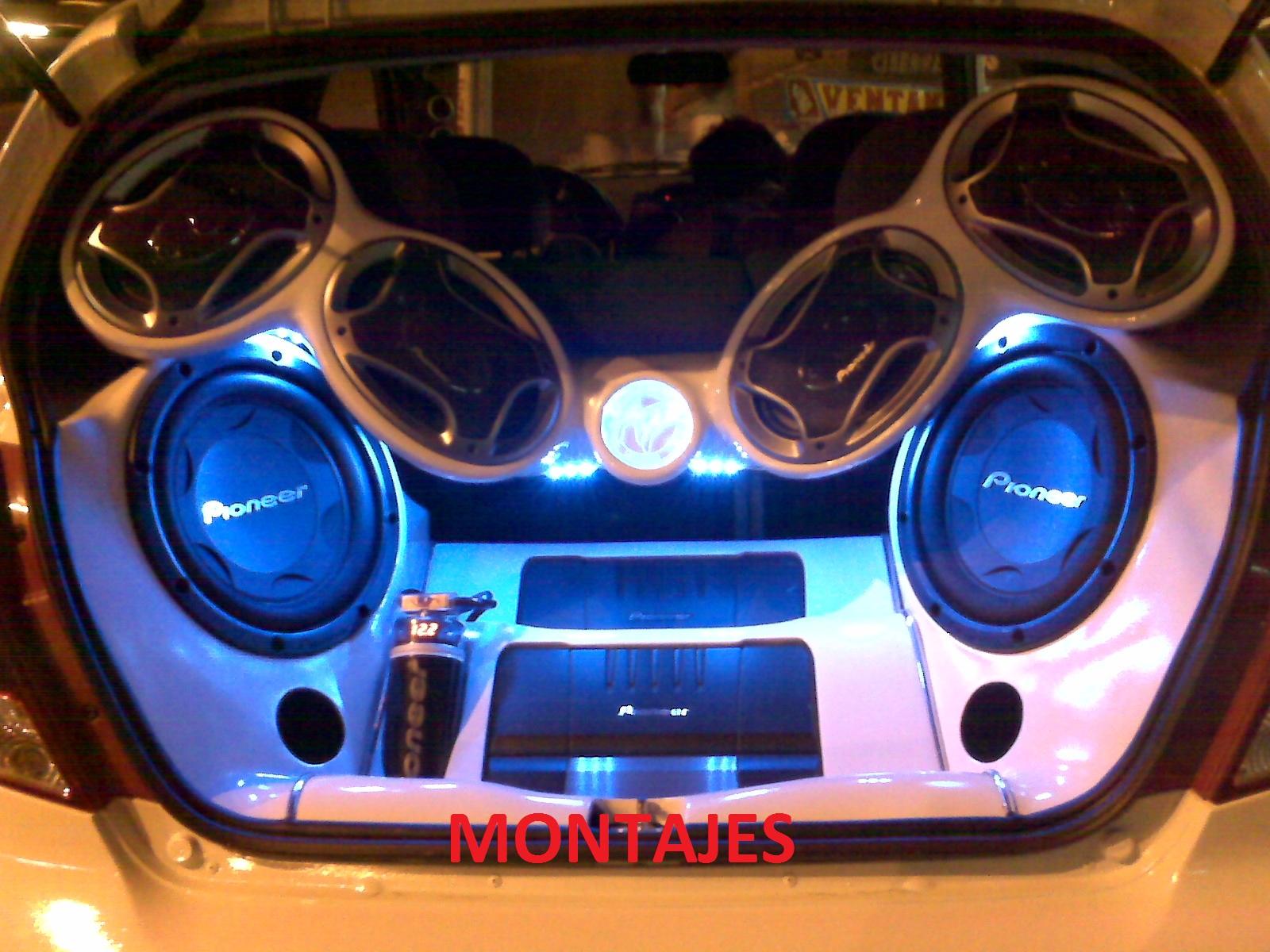 Car Stereo Wallpaper Empotres Montajes Audio Planet Car Audio