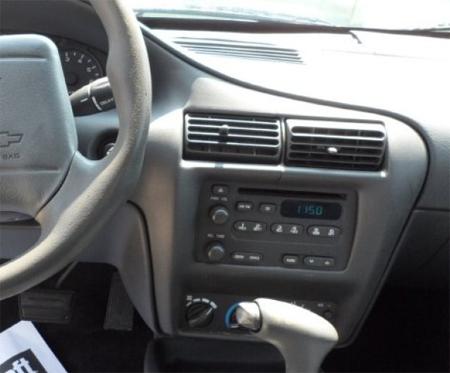 2001 Chevy Cavalier Headunit Audio Radio Wiring Install Diagram