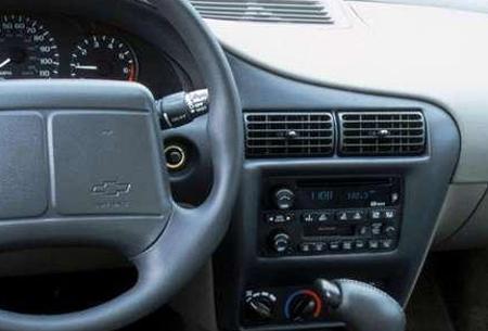 2002 Chevy Cavalier Headunit Stereo Audio Radio Wiring Install