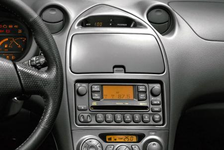 2001 Toyota Celica Radio Audio Wiring Diagram Schematic Colors Install