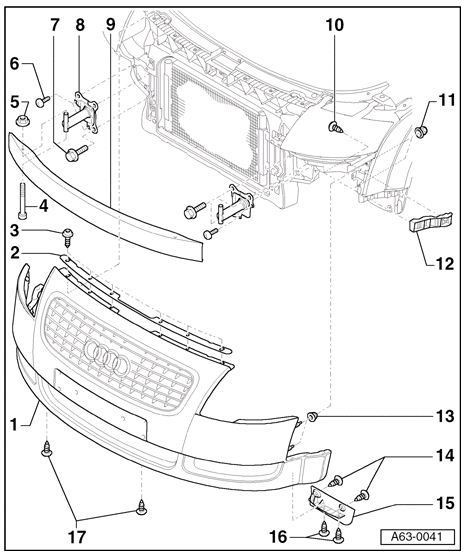 audi tt 8n engine diagram