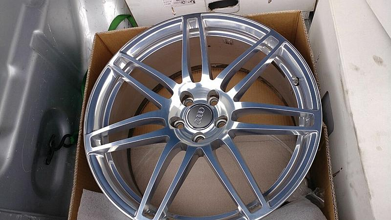 2018 Q5 For Sale Audi A8 20 Inch Oem Audi A8 / S8 Forged Wheels - Audiworld