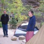 At Campsite #3