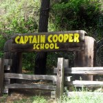If we lived near Big Sur I might have to send Cooper to school here.