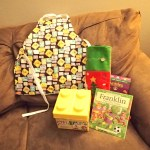Cooper's gifts from us. Everything else was the generosity of relatives.