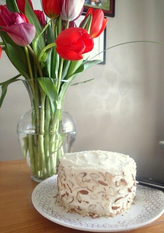 Little Almond Cake.