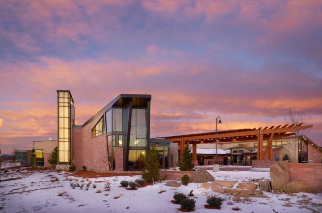The Denver Hospice.