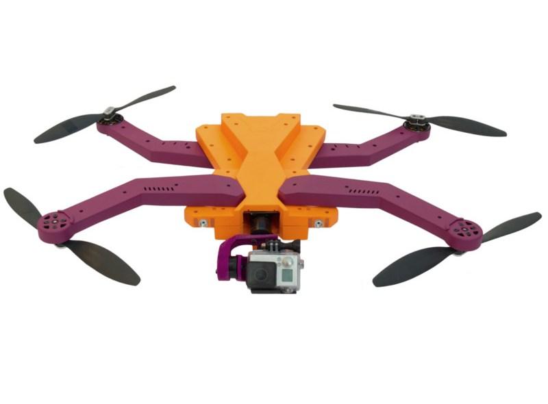 AirDog – śledzący dron-filmowiec