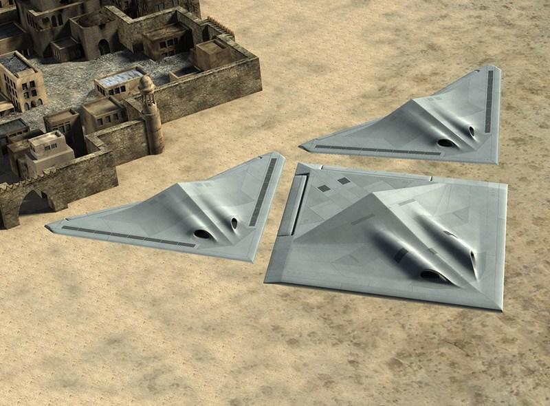 Samoloty przyszłości według BAE Systems