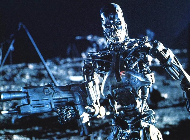 Plan Google na atak zabójczych robotów