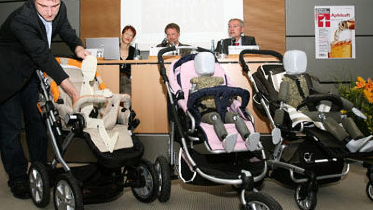 Buggy Test Warentest 14 Modelle Im Test Warentest Auch Teure Kinderwagen Voller