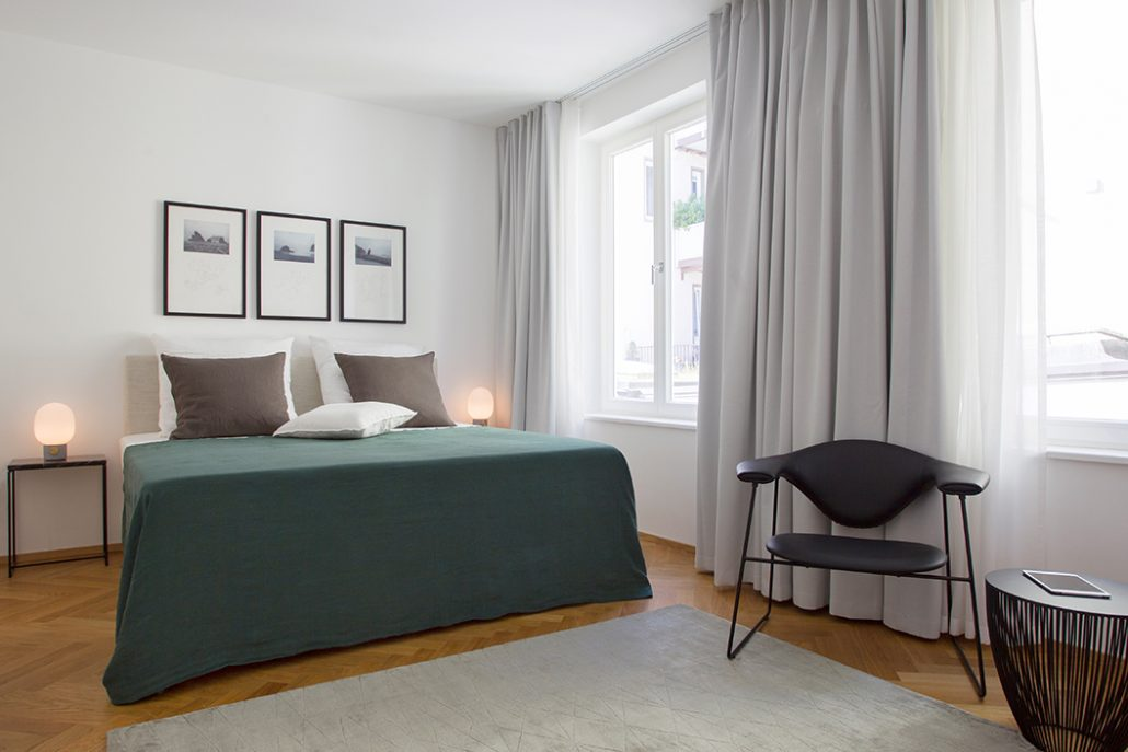 Superior Apartments August The Boardinghouse Hamburg