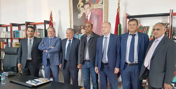 La Chambre française de commerce et d\u0027industrie du Maroc prospecte - Chambre De Commerce Francaise Maroc