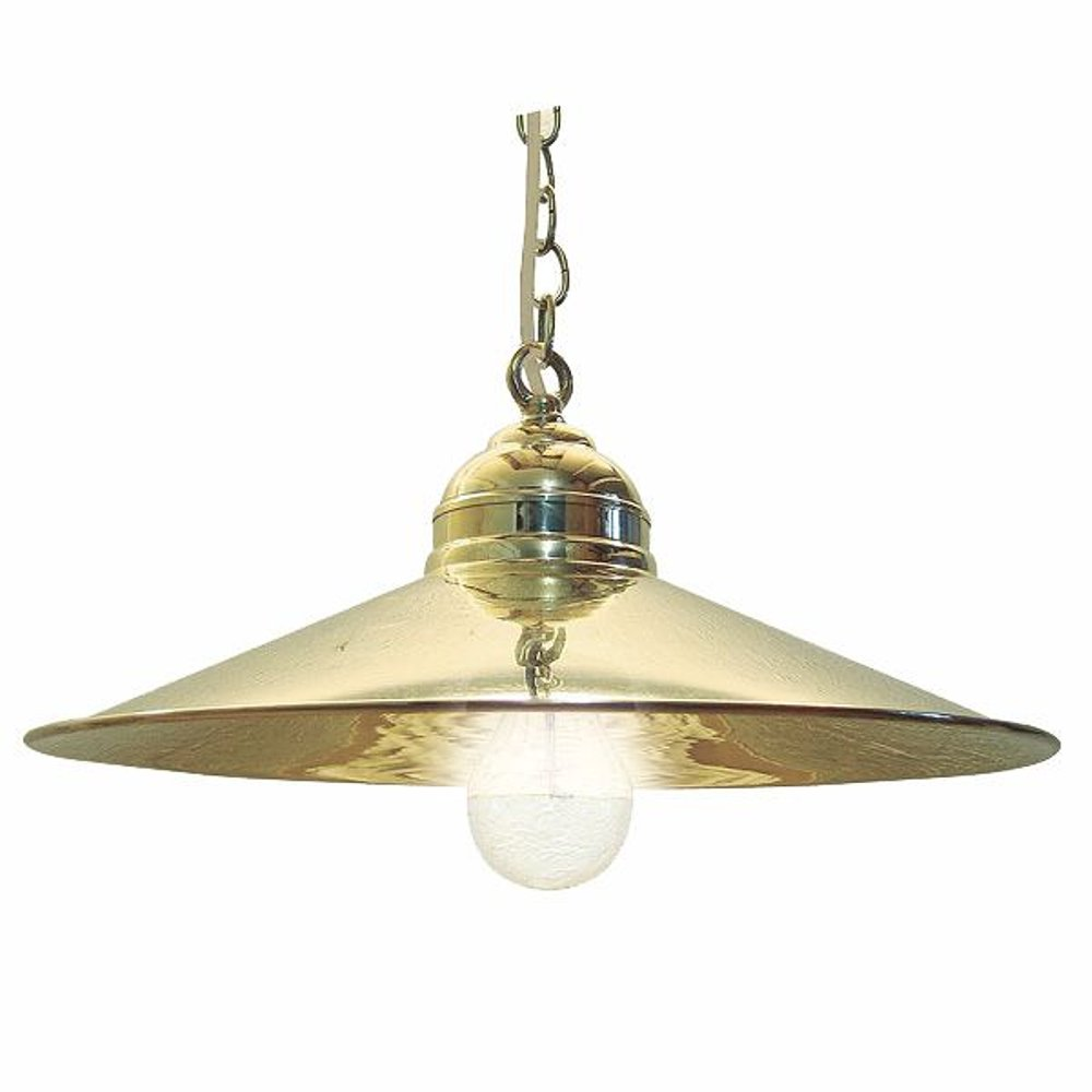 Deckenlampe Maritim G4026 Maritime Pendant Light Ship Hanging Lamp Ship Lamp Brass