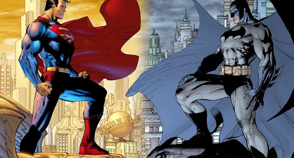 Superman vs. Batman. Fuente: Cenet